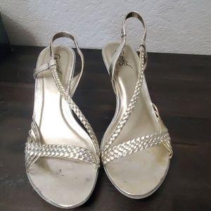 Carlos Santana  heeled sandals